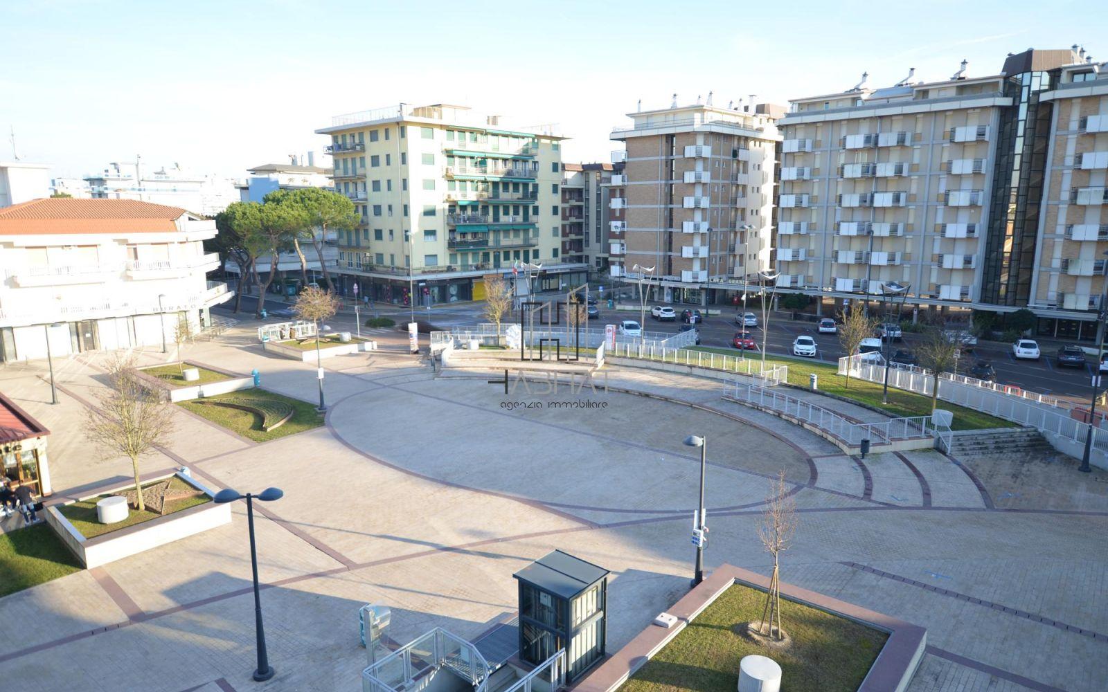 Appartamento Piazza Milano vista mare